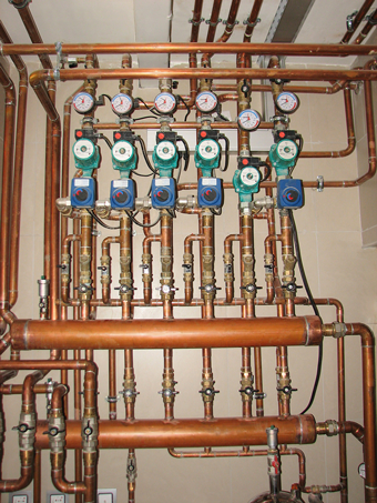 Copper Piping Installation Repairs Arlington Va Washington DC and Maryland