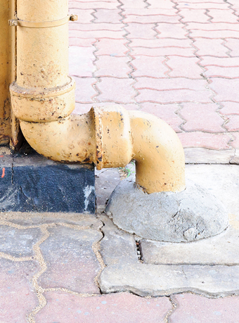 arlington virginia and washington dc drain services and repair